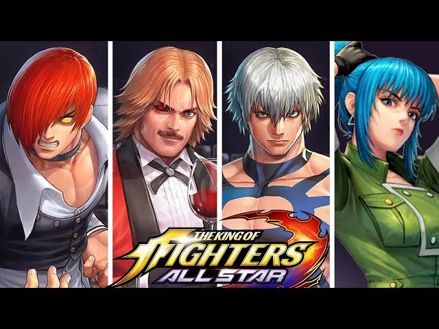 The KING of FIGHTERS: ALL STAR - All SupeR Moves! ('94-'98)