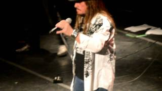WHATS YOUR NAME JIMMIE VAN ZANT BAND LIVE.