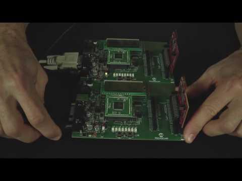 Microchip AC164134-1 Radio Frequency Development Kit