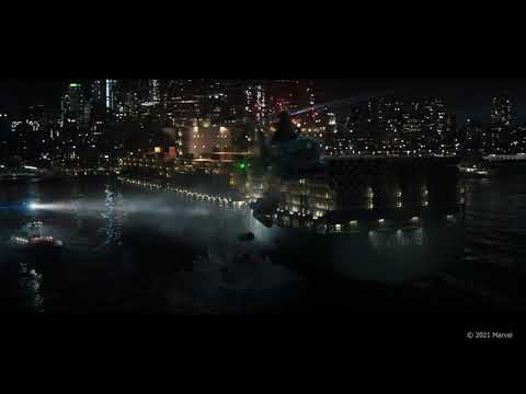 THE FALCON AND THE WINTER SOLDIER – VFX: NEW YORK