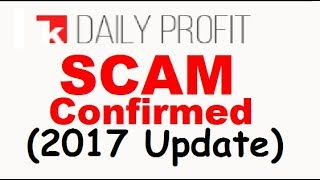 1K Daily Profit Review - BUSTED SCAM Returns Again! (2017 Update)