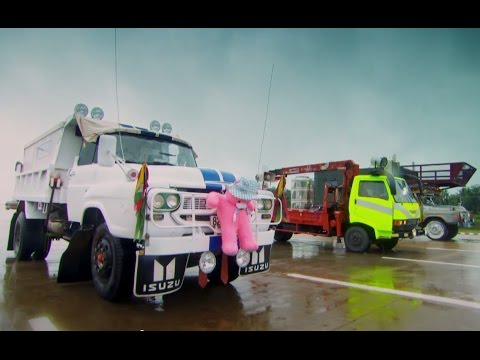 Supersize Burmese Drag Race | Top Gear | Series 21 | BBC