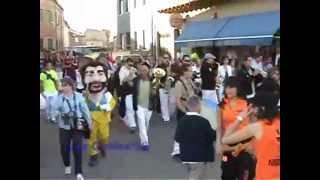 preview picture of video 'Inaguración en  la Peña Los Golfos'08'