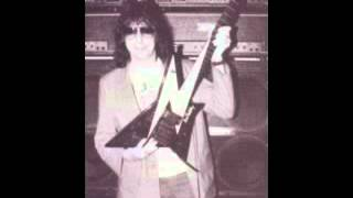 Kiss - Ace Frehley - I got the touch (Pitch corrected demo 1984)