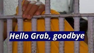Saksi: Lalaking nanakit ng Grab driver, umaasang makikipag-areglo ang complainant