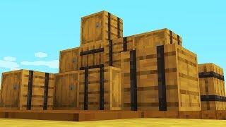 SPAWN INSTANT MEGA AUTOFARMS IN MCPE! (Minecraft Addon Mod