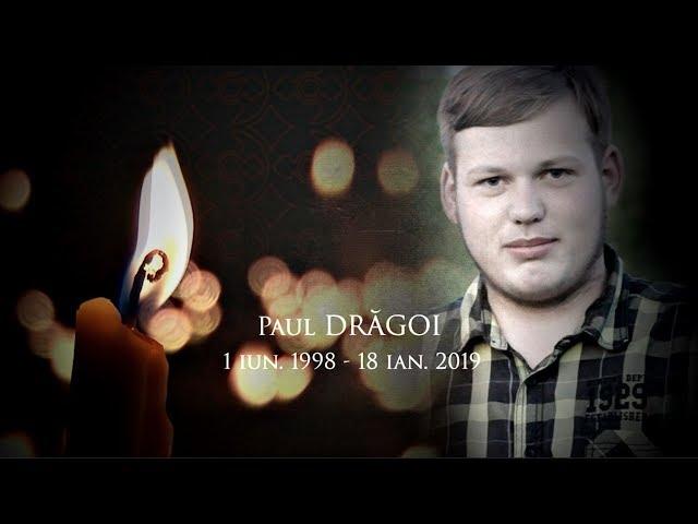 Adunare înmormântare Paul Drăgoi, Bosanci (SV), 24 ianuarie 2019