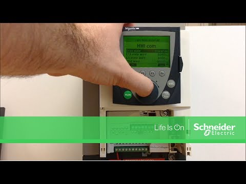 Video: What causes an HMI COM FAULT on an ATV61 or ATV71 series drive?