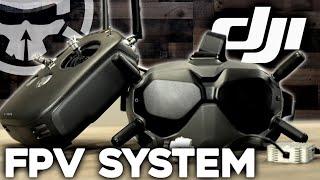 DJI Digital FPV System - HD FPV is HERE! - Full Review, Test Flights, & Price Breakdown