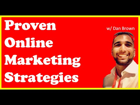 Online marketing dissertation