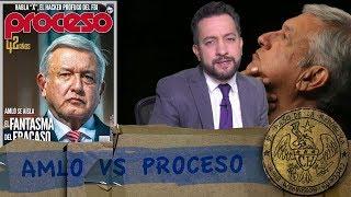 AMLO VS PROCESO - EL PULSO DE LA REPÚBLICA