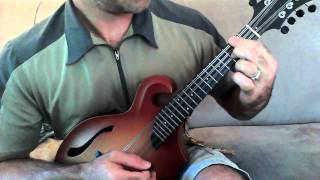 How to play Mary Jane's Last Dance (Tom Petty & the Heartbreakers) on mandolin