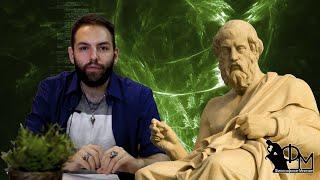 Ф.З. Философия Платона. Мир идей и мир вещей. ВСЁ ЕСТЬ МАТРИЦА!
