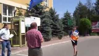 preview picture of video 'XIX Rejonowe Biegi Sztafetowe Trzciana - Łapanów - 09.06.2014'