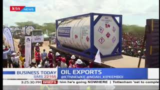 Kenya joins the league of oil exporters in the world