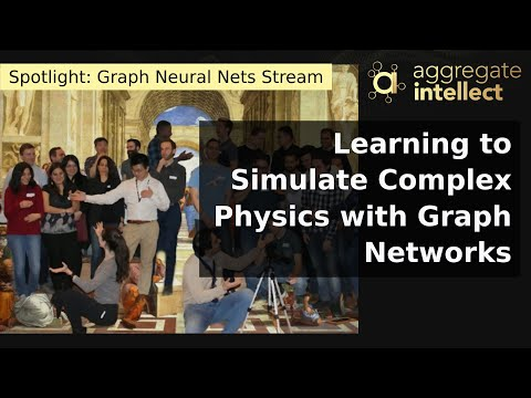 Learning to Simulate Complex Physics with Graph Networks