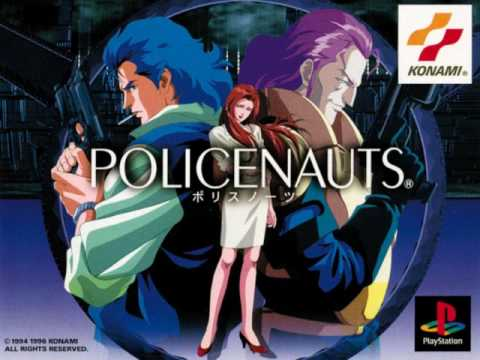Policenauts - Old L.A 2040 (Remastered - Hideo Black Disc)