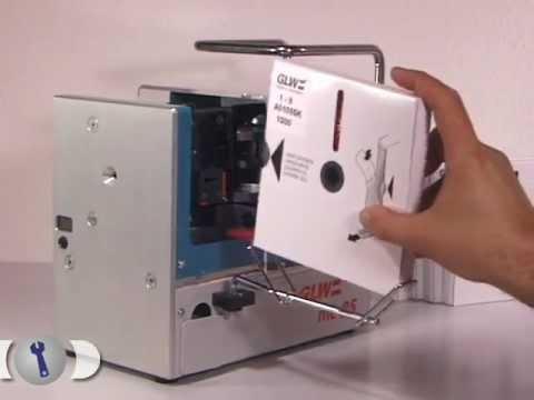Автомат для зачистки и опрессовки MC-25 (GLW)