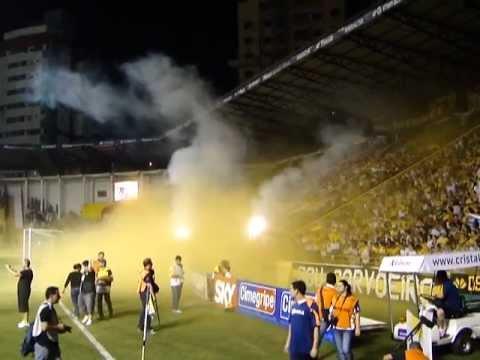 """""""TIGRE X AVAI EXTINTOR 21 08 2012 7"""" Barra: Os Tigres • Club: Criciúma"""