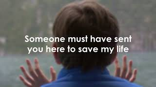Sia - Saved My Life (Lyrics)