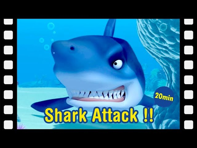 Pororo Shark Attack!! | Kids movie | kids animation | Animated Short | Pororo Mini Movie