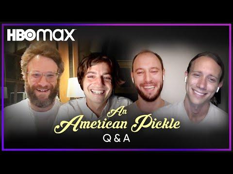 An American Pickle Movie Trailer
