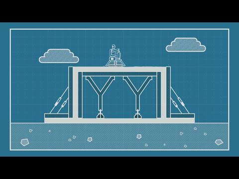 Gaasperdammertunnel: hoe bouwden we de langste landtunnel van Nederland?   Animatie