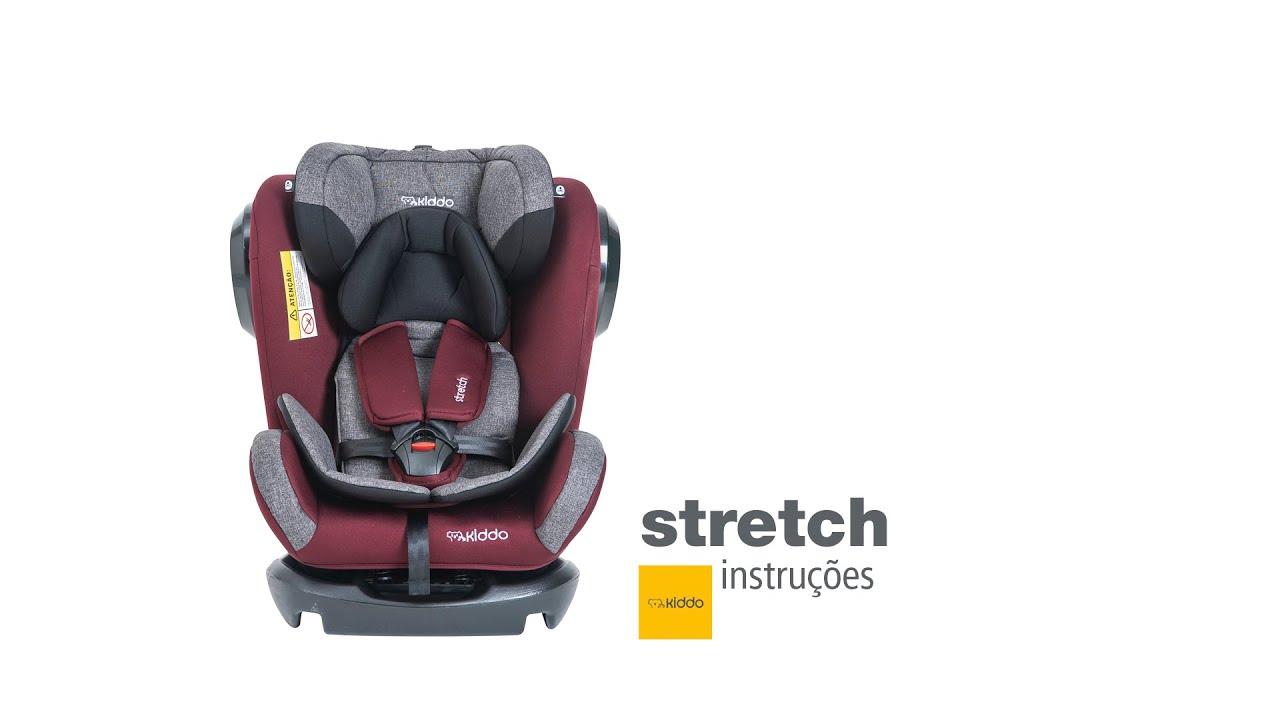 Dispositivo de retenção stretch | instruções