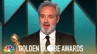 Sam Mendes Wins Best Director - 2020 Golden Globes