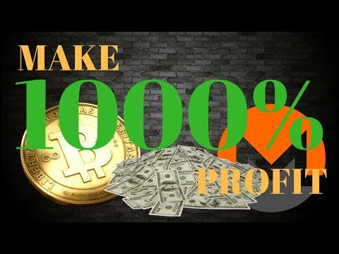 How i made money on bitcoins