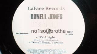 "Donell Jones ""It's Alright"""