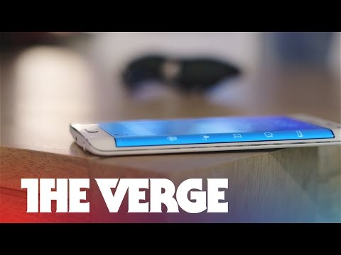 Samsung Galaxy Note Edge hands on