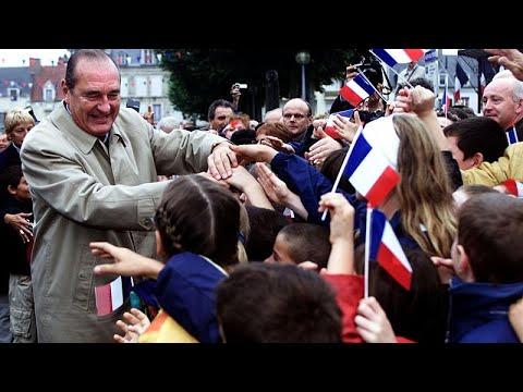 Η Γαλλία αποχαιρετά τον Ζακ Σιράκ