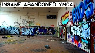 This Abandoned YMCA is Absolutely Crazy :0