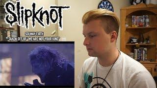 Musician Reacts To Slipknot | Solway Firth | Iamseanlavin