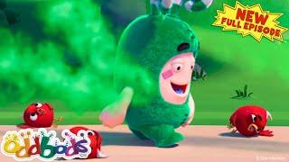 रहस्यमय बदबूदार धुँध   ऑडबॉड्स पूरे एपिसोड   हिंदी कार्टून   Oddbods Hindi