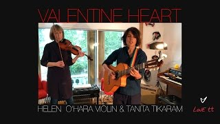 Tanita Tikaram - Valentine Heart Acoustic version 2016