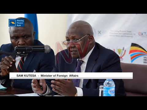 Uganda, DRC to hold first ever joint business forum