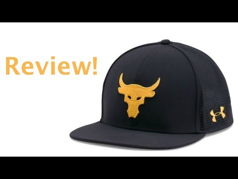 👏👏🔍Review Del Gorro Under Armour Dwayne The Rock Johnson🔍👏👏