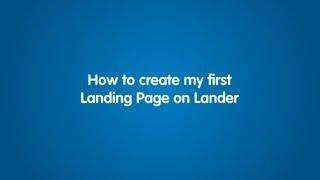 Lander-video