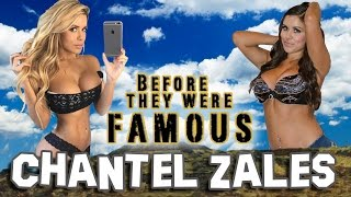 CHANTEL ZALES - Before They Were Famous - Instagram Model