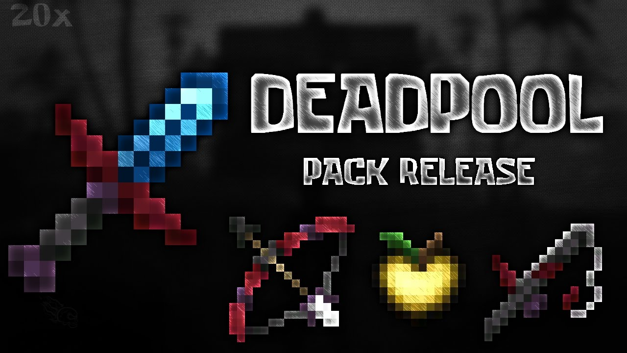Deadpool Pack | LikoRP24