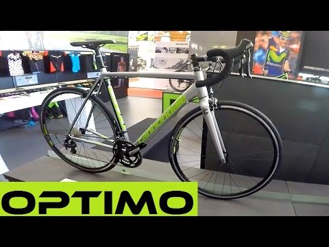 NEW For 2017 – Budget Cannondale Optimo Racing Bike Replaces CAAD8. Cool Features!