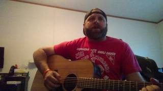 She's all lady - Jamey Johnson(cover by Anthony Pope)