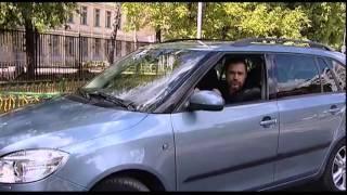 Наши тесты - Skoda Fabia Combi (2008)