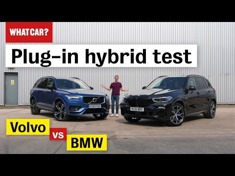 2020 BMW X5 vs Volvo XC90 review – which is the best plug-in hybrid SUV?   What Car?