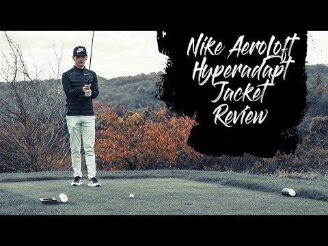 Nike Aeroloft Hyperadapt Jacket Review