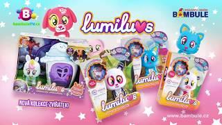 Lumiluvs - svítící zvířátka