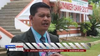 Church News: Negros Island Summer Camp 2017 (PMCC 4th Watch)