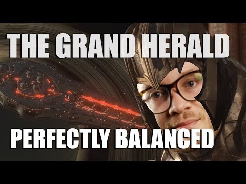 Stellaris - The Grand Herald Is Perfectly Balanced, Just Like It Should Be